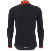adidas Men's Supernova Rompighiaccio Jacket - Black/Bold Orange