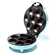 Gourmet Gadgetry Vintage Tea Party Cupcake and Muffin Maker - Blue
