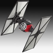 Star Wars The Force Awakens Tie Fighter Build And Play Light Up Model Kit