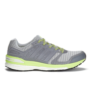 adidas Women's Supernova Sequence Boost 8 Running Shoes - Grey/White/Yellow