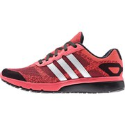 adidas Women's Turbo 3.1 Running Shoes - Red/White/Grey