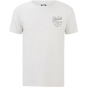 Rip Curl Men's Authentic Froth Back Print T-Shirt - White