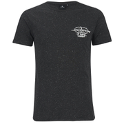 Rip Curl Men's Go Surfing Back Print T-Shirt - Black