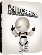 The Hitchhikers Guide to the Galaxy - Zavvi Exclusive Edition Steelbook