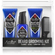 Jack Black Beard Grooming Kit 188ml (Worth £27.00)