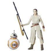 Star Wars: The Force Awakens Rey Action Figure