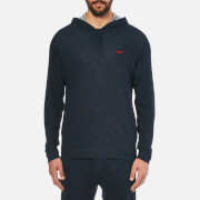 Wolsey Men's Fine Wool Blend Hoody - Navy