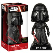 Star Wars The Force Awakens Kylo Ren Wacky Wobbler Bobble Head