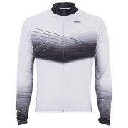 Primal Raster Heavyweight Long Sleeve Jersey - White