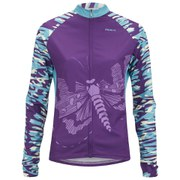Primal Women's Esperda Long Sleeve Jersey - Purple
