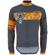 Primal Barrage Heavyweight Long Sleeve Jersey - Orange