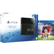Sony PlayStation 4 1TB - Includes FIFA 16