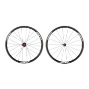 Zipp 202 Carbon Clincher Disc Front Wheel 2016 - White Decal