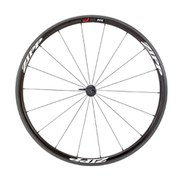 Zipp 202 Carbon Clincher Disc Brake Front Wheel 2016 - White Decal