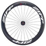 Zipp 404 Firecrest Tubular Track Front Wheel 2016 - White Decal