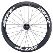 Zipp 404 Firecrest Tubular Track Rear Wheel - White Decal