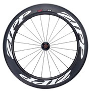Zipp 808 Firecrest Tubular Track Front Wheel 2016 - White Decal