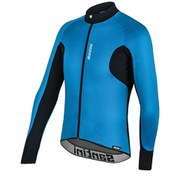 Santini Fenix Long Sleeve Jersey - Blue