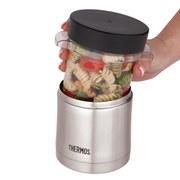 Thermos Food Flask with Microwaveable Container (350ml)