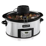 Crockpot 5.7L Auto Stir Slow Cooker