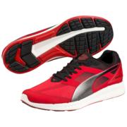 Puma Men's Ignite Trainers - Red/Black/Silver