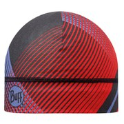 Buff Single Layer Retro Hat - Red
