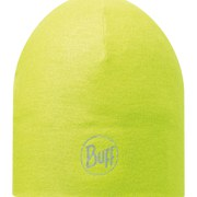 Buff Double Layer Hat - Yellow
