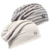 Buff Double Layer Hat - Snow