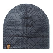 Buff Polar Houma Fleece Hat - Graphite