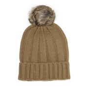 Vero Moda Women's Ada Beanie - Tobacco Brown