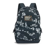 Superdry Women's Hampton Montana Backpack - Navy/White