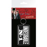 Harry Potter Undesirable No. 1 - Keychain