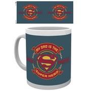 DC Comics Superman Dad Super Hero - Mug