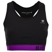 Bjorn Borg Women's Wen Sports Bra Top - Caviar Black