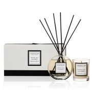 Stoneglow Modern Classics Candle and Reed Gift Set - White Tea and Bamboo