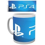 PlayStation PS4 Logo - Mug