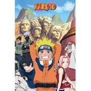 Naruto Hokage - 24 x 36 Inches Maxi Poster
