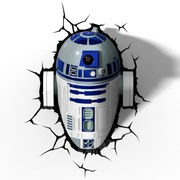 Star Wars R2-D2 3D Light
