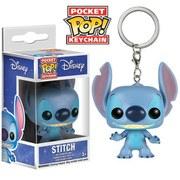 Disney Lilo And Stitch Stitch Pocket Pop! Vinyl Key Chain