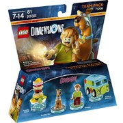 LEGO Dimensions, Scooby Doo, Team Pack