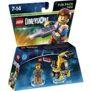 LEGO Dimensions, LEGO Movie, Emmet Fun Pack