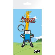 Adventure Time Finn - Key Chain