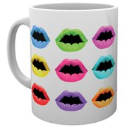 DC Comics Batman Lips - Mug
