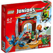 LEGO Juniors: Ninjago Lost Temple (10725)