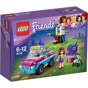 LEGO Friends: Olivia's Exploration Car (41116)