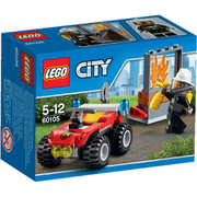 LEGO City: Fire ATV (60105)