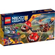 LEGO Nexo Knights: Chaoskoets van de Monster Meester (70314)