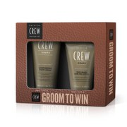 American Crew Winning Essentials Shave Gift Set (Worth £21.00)