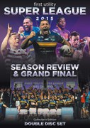First Utility Super League Season Review & Grand Final 2015 Collector's Edition