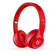 Beats by Dr. Dre: Solo2 On-Ear Headphones - Red